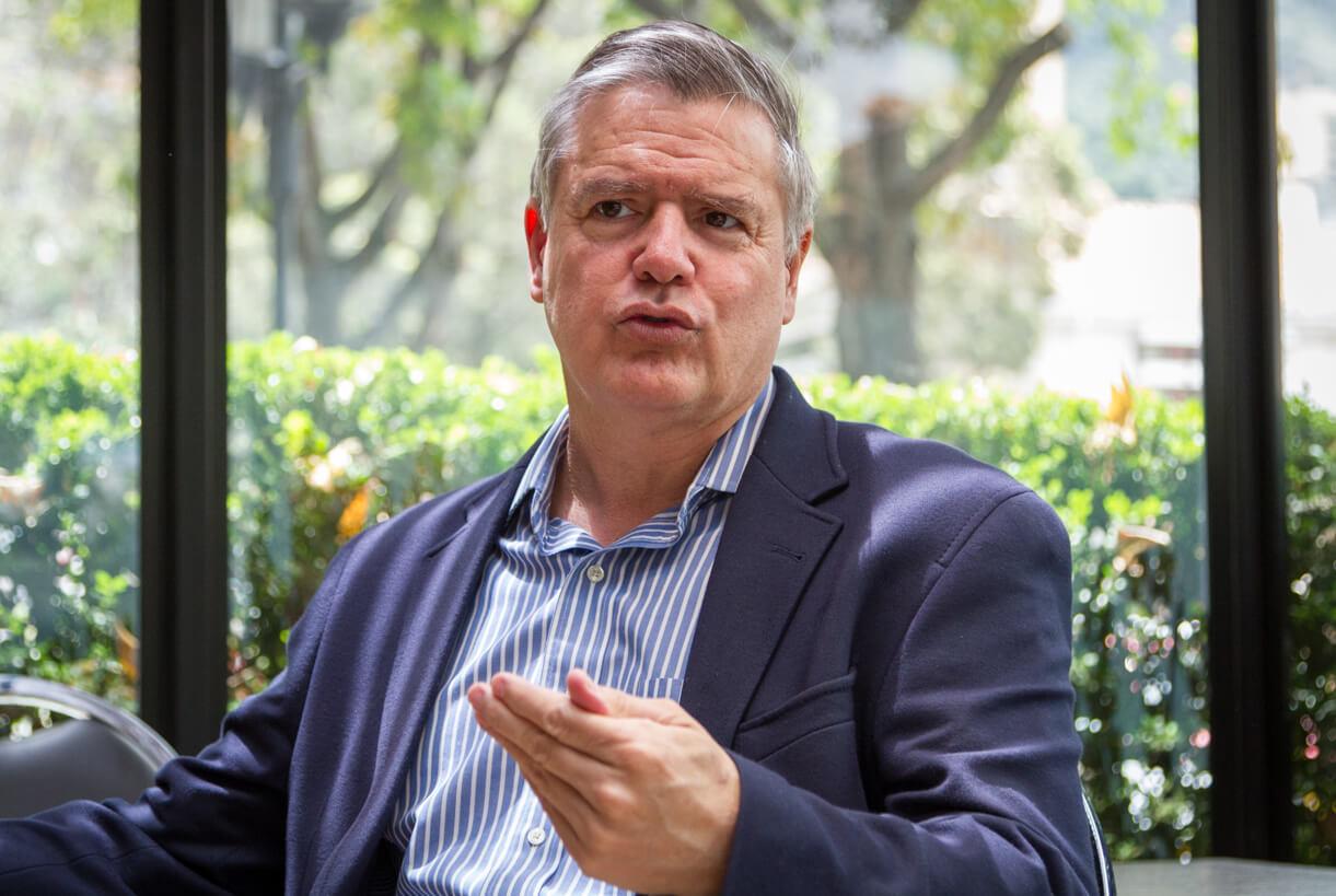 'Ya no tenemos a las Farc matando, hemos mejorado': Juan Carlos Vélez