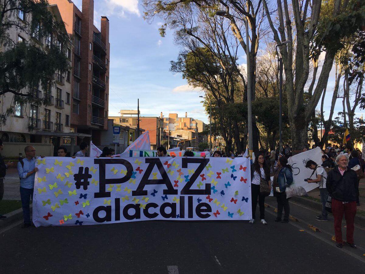 Bitácora de la incertidumbre: día 18, las marchas se debilitan