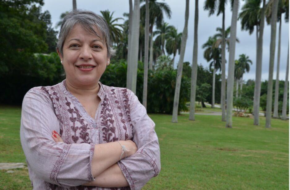 La participación femenina en la delegación de paz no es como el Gobierno la pinta