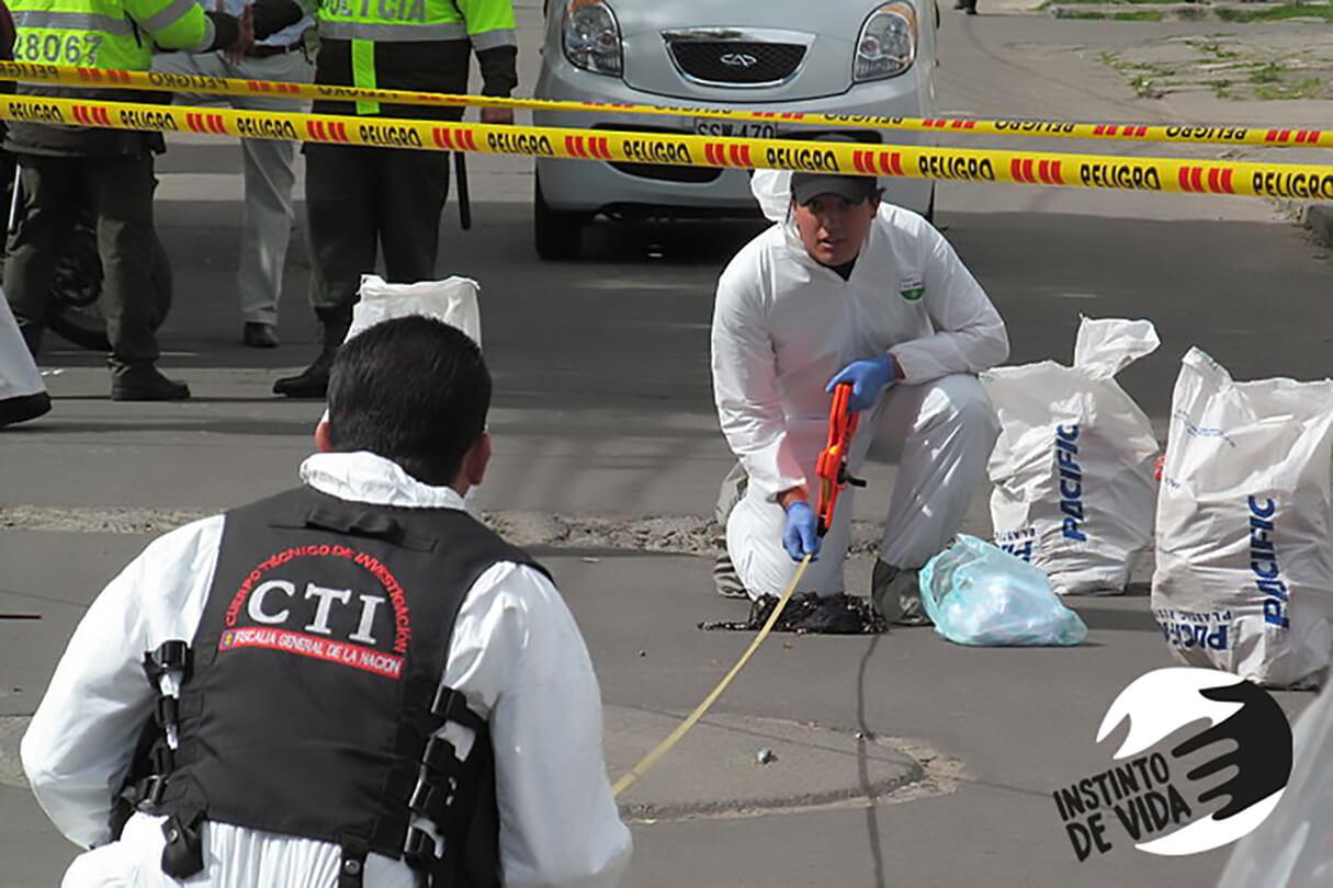 Medellín: bajan los homicidios, sigue la delincuencia