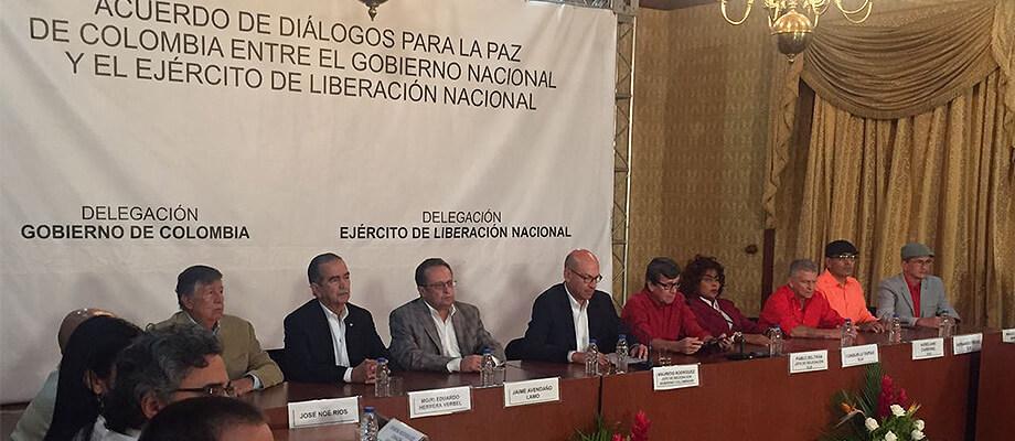 Cuatro claves para entender cómo será la negociación entre el Gobierno y el ELN