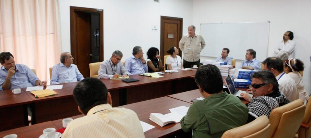 ¿A quiénes representan los empresarios que fueron a La Habana?