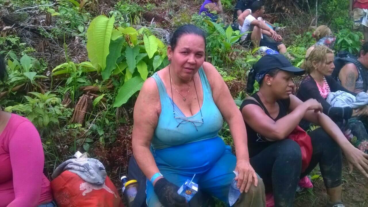 Testimonios de los cubanos varados en Urabá