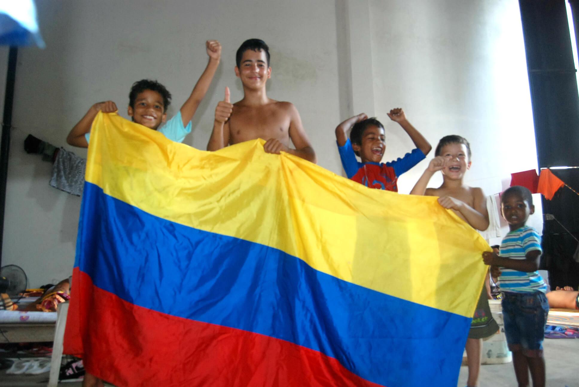 ¿Qué dicen sobre la paz de Colombia los migrantes cubanos varados en Urabá?