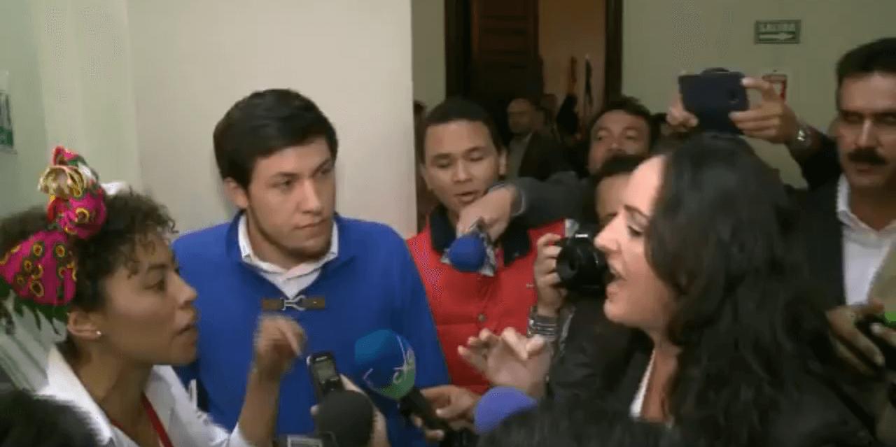 'No podemos permitir que el Estado se apropie de la verdad', líder de víctimas