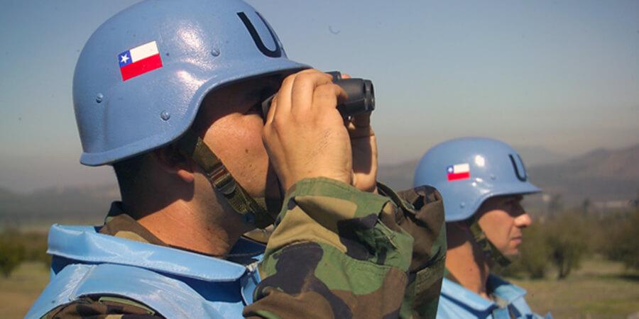Ya está en Colombia el primer grupo de observadores de la ONU para el desarme de las Farc