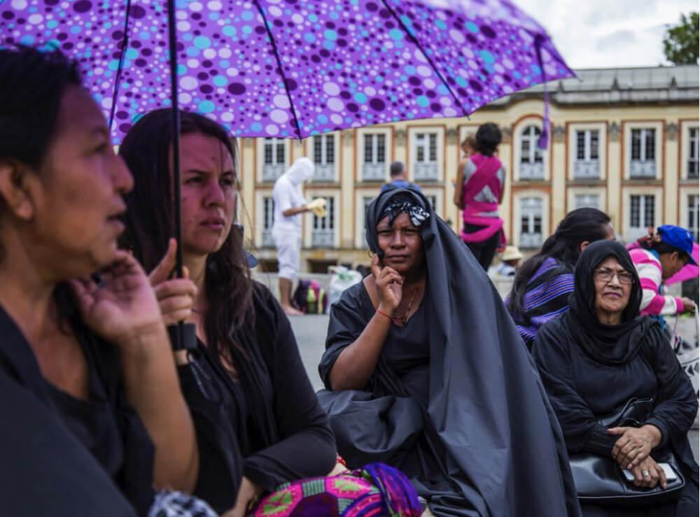 ONU Mujeres está buscando artistas que quieran hablar de mujeres y paz