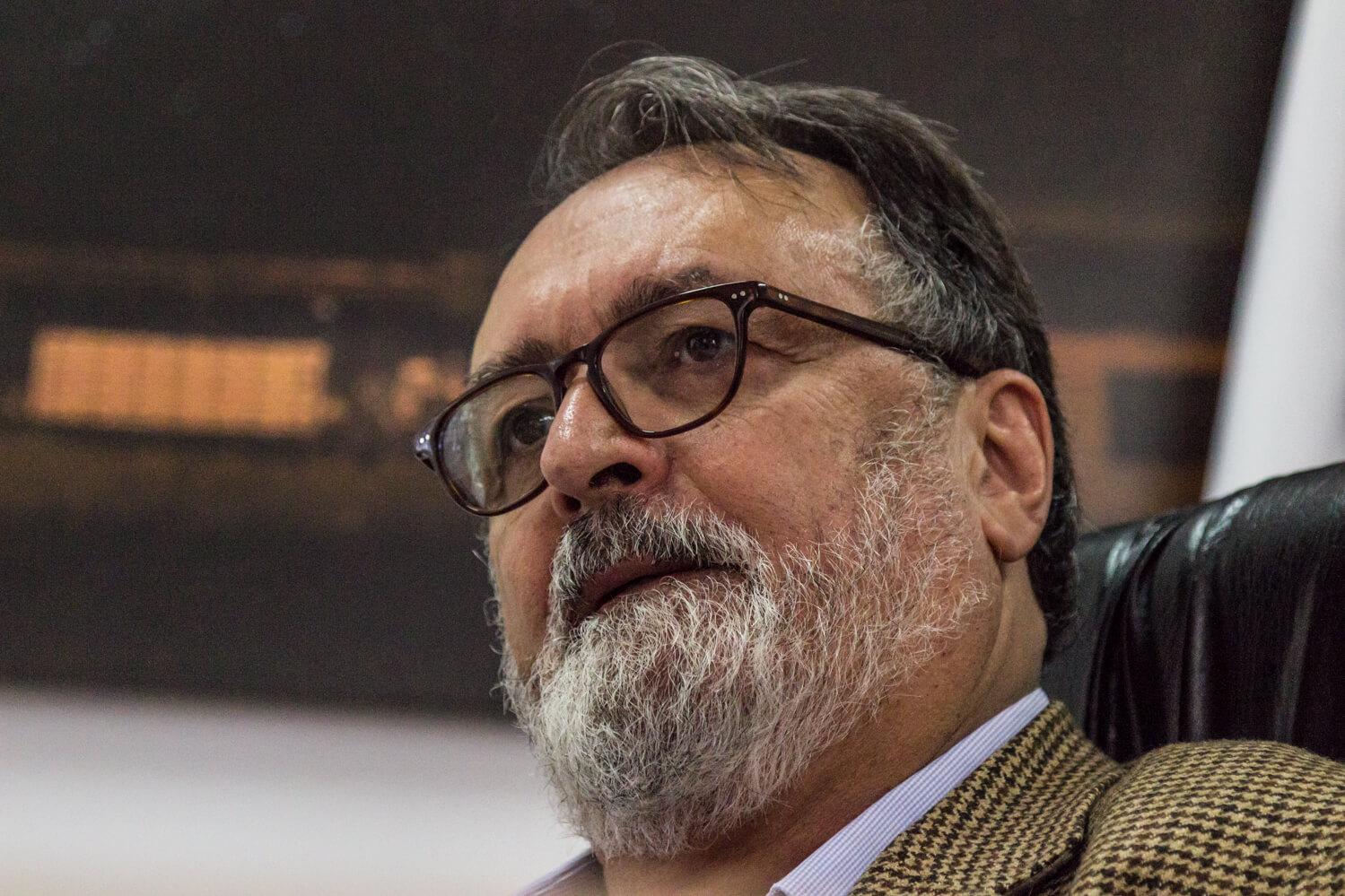 """""""El negacionismo se nos ha vuelto a encaramar sin darnos cuenta"""", Gonzalo Sánchez"""
