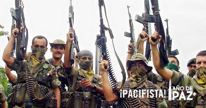 Malas noticias: en 5 regiones de Colombia hoy la guerra le gana a la paz