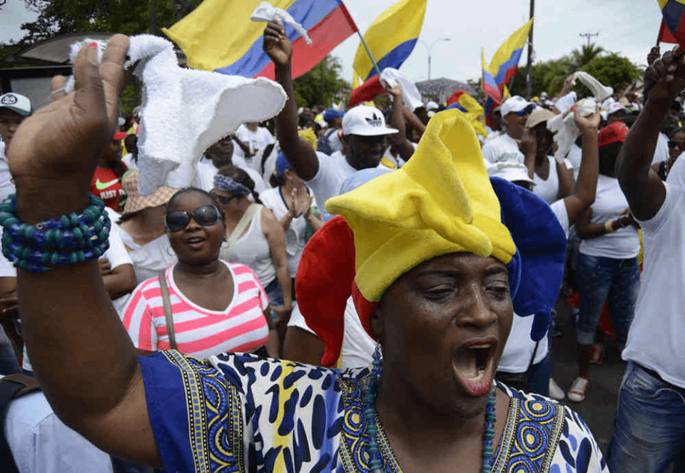 En Buenaventura la paz no depende del acuerdo sino del paro cívico