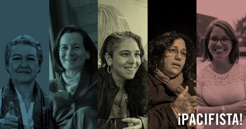 Cinco mujeres que le apuestan a la paz para llegar el Congreso