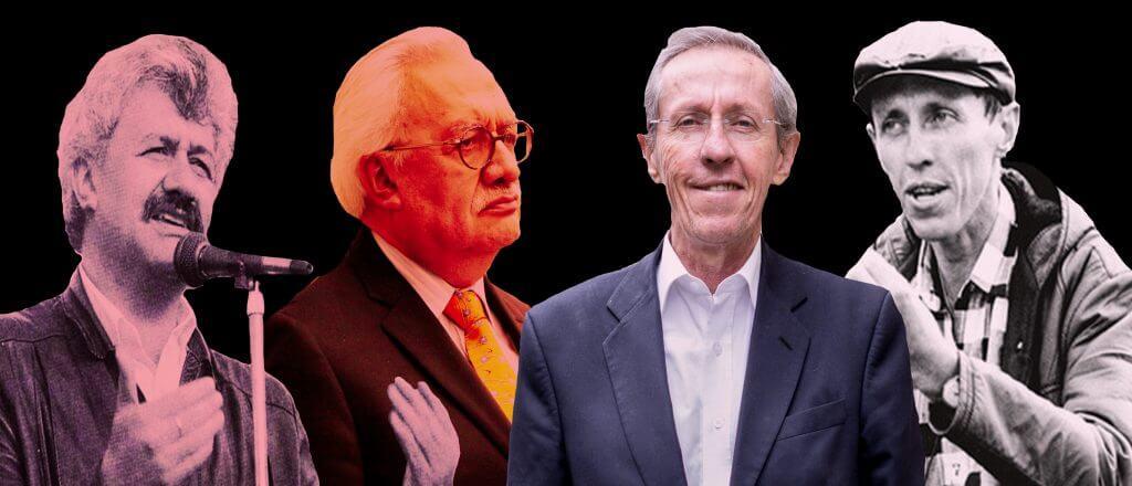 Dos políticos y exguerrilleros nos cuentan cómo fue dejar las armas