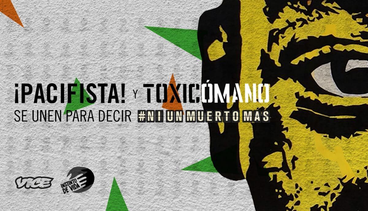 Editorial: ¡Pacifista! y Toxicómano harán un mural por los líderes asesinados
