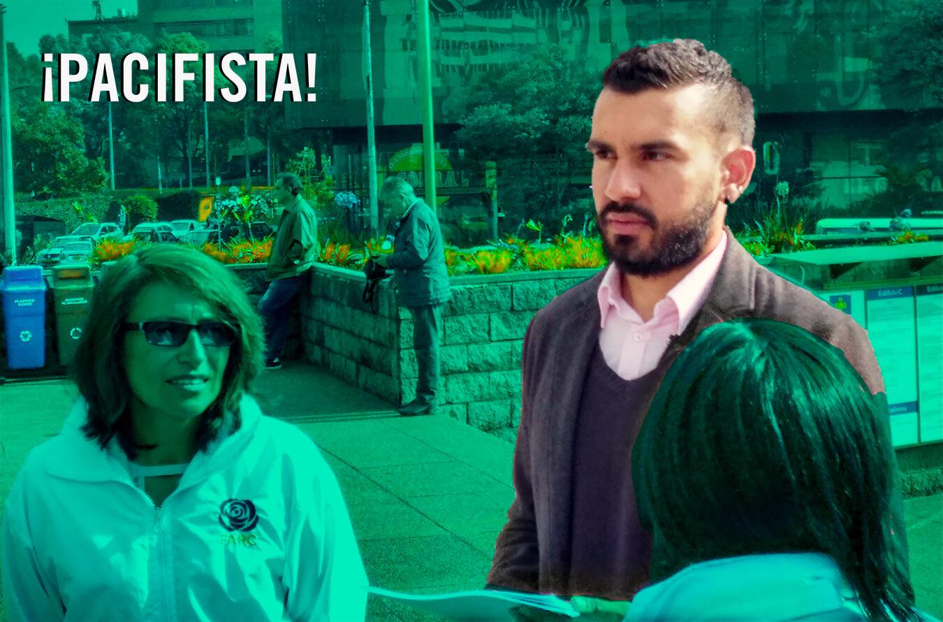 Candidato de la Farc denuncia penalmente a Álvaro Uribe