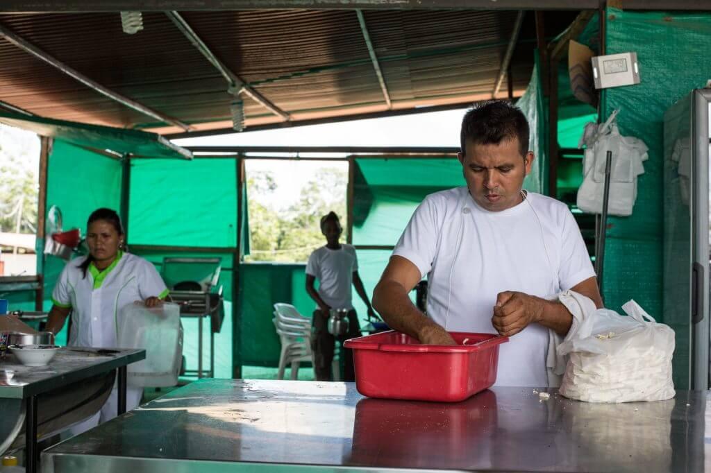 Pan y paz, la primera panadería de las Farc