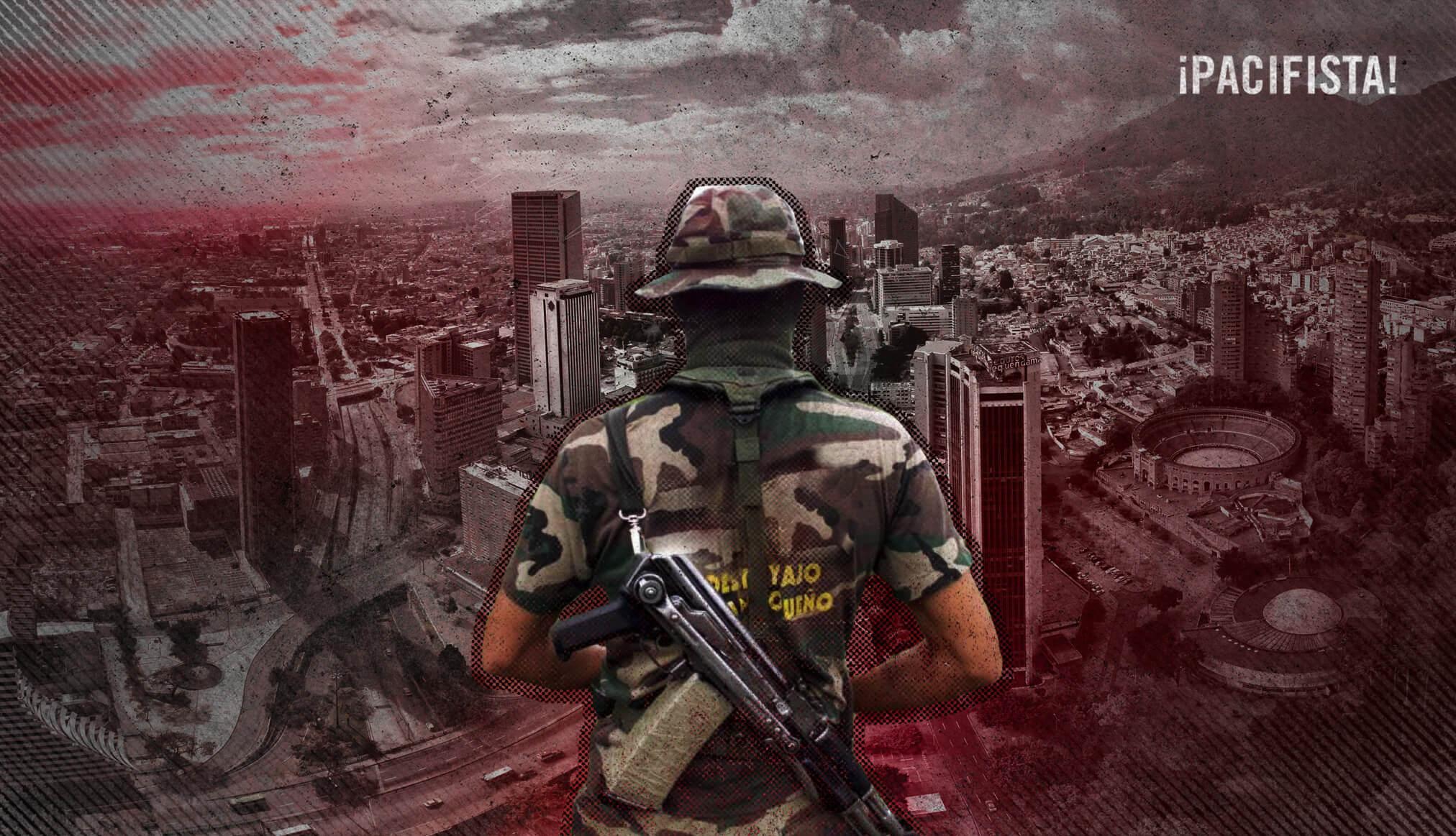 ¿Se está llenando el sur de Bogotá de paramilitares?