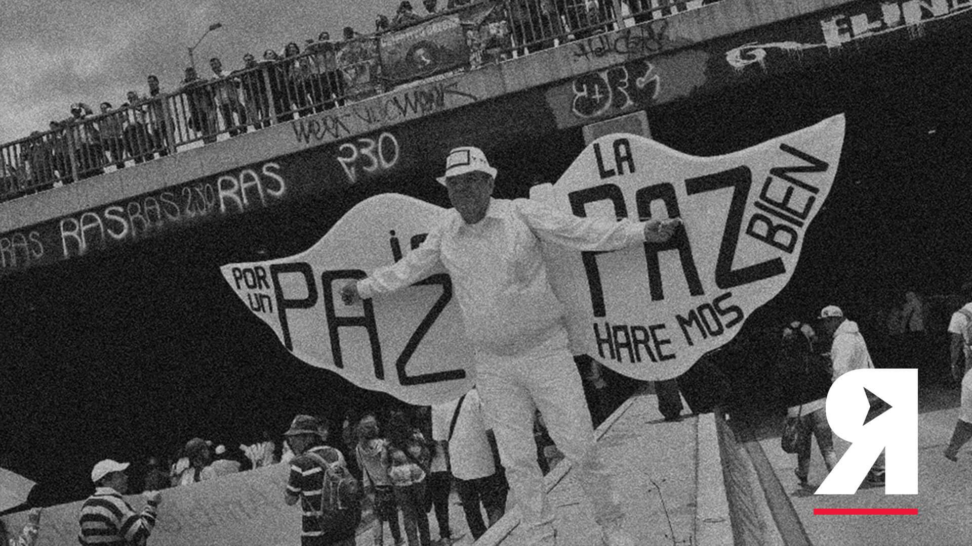La guía Divergentes del movimiento por la paz en Colombia