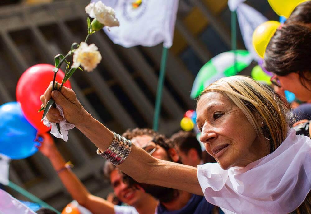 Cinco razones de por qué la gente vuelve hoy a la calle a exigir paz