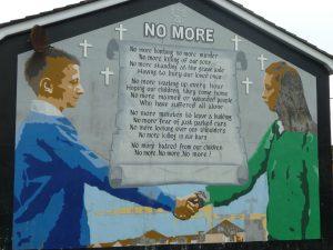 Los beneficios de la paz en Irlanda del Norte