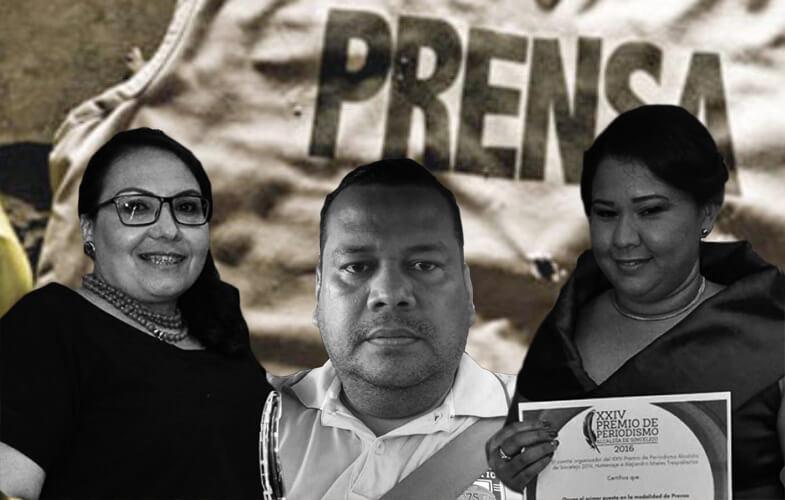 Por denunciar corruptos, amenazan de muerte a cuatro periodistas de Sucre