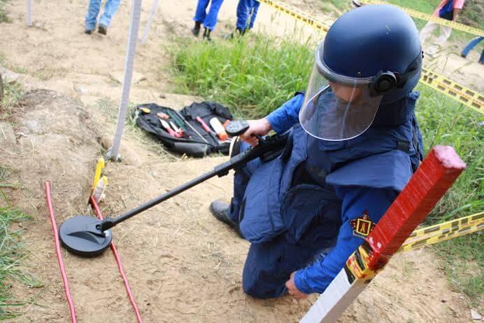 ¿Por qué nadie está hablando de las minas antipersonal del ELN?