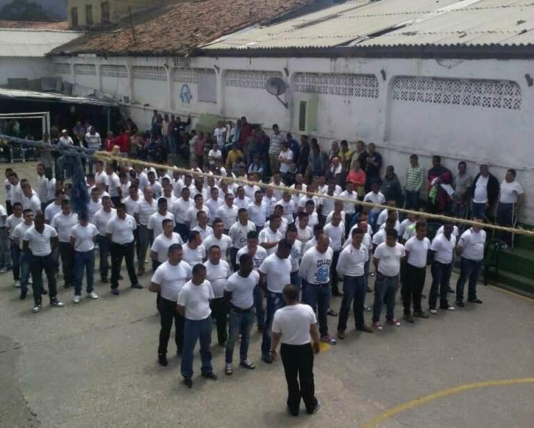 ¿Ya empezaron las concentraciones de los presos de las Farc?