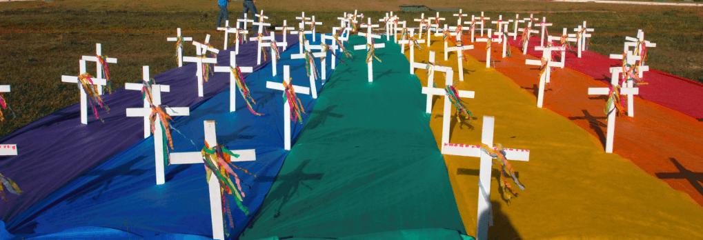 Violencia contra la población LGBTIQ: esa guerra que no termina