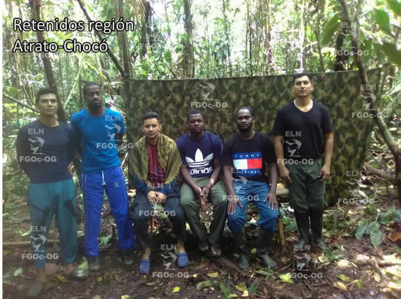 Esto es lo que sabemos de la liberación de los secuestrados por el ELN