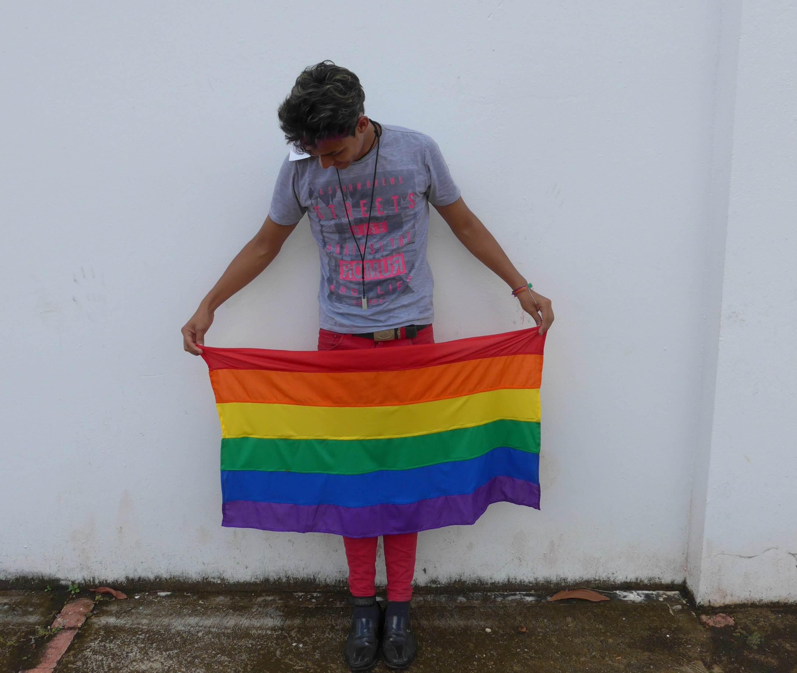 """""""¿Qué placer les genera llamarnos 'mariquitas'?"""": la resistencia LGBT en el Guaviare"""