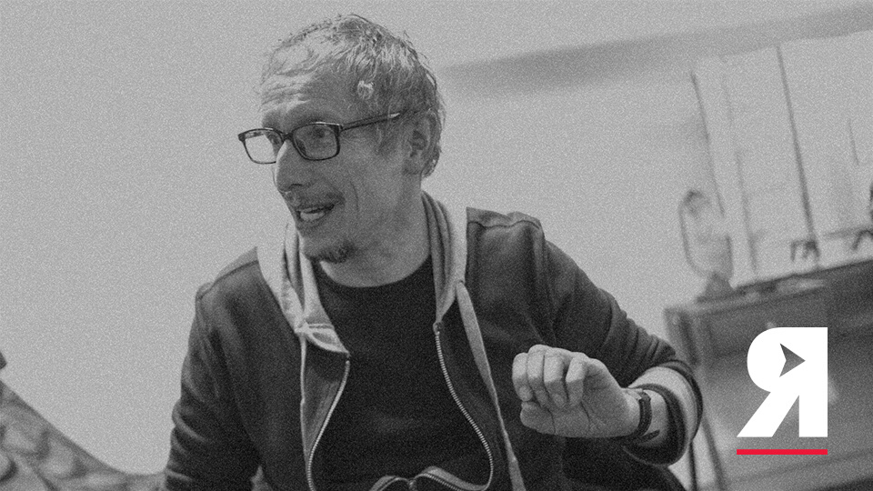 'Nuestro teatro no está para dar clases de historia, ni de ética': Fabio Rubiano