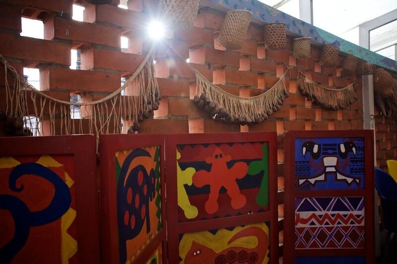 Un pedacito de territorio indígena en Chapi-high