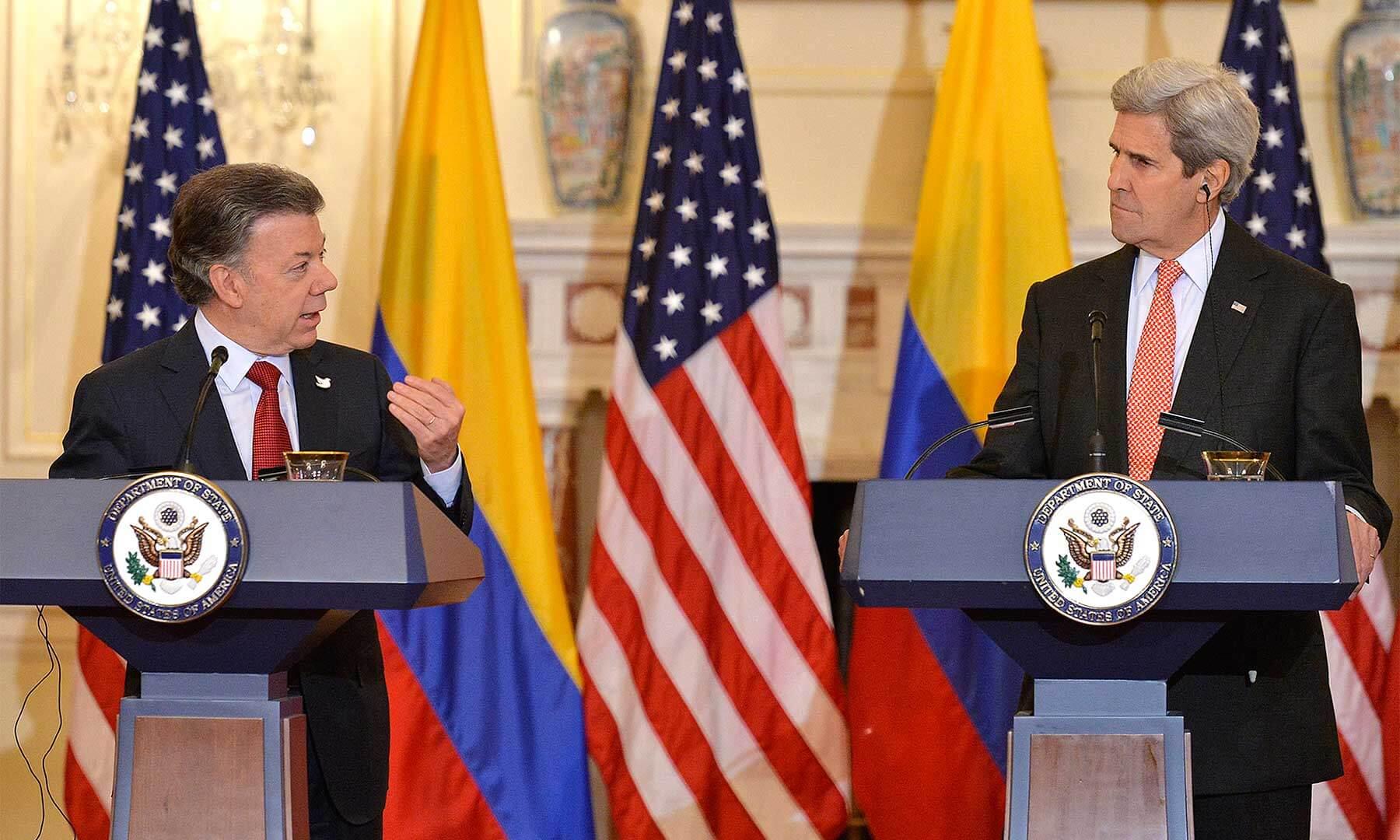 Las condiciones de EEUU para desembolsar la ayuda para la paz de Colombia