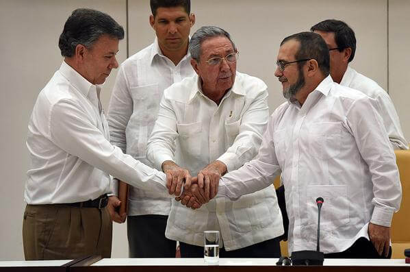 Estos son los siete colombianos nominados al Nobel de Paz