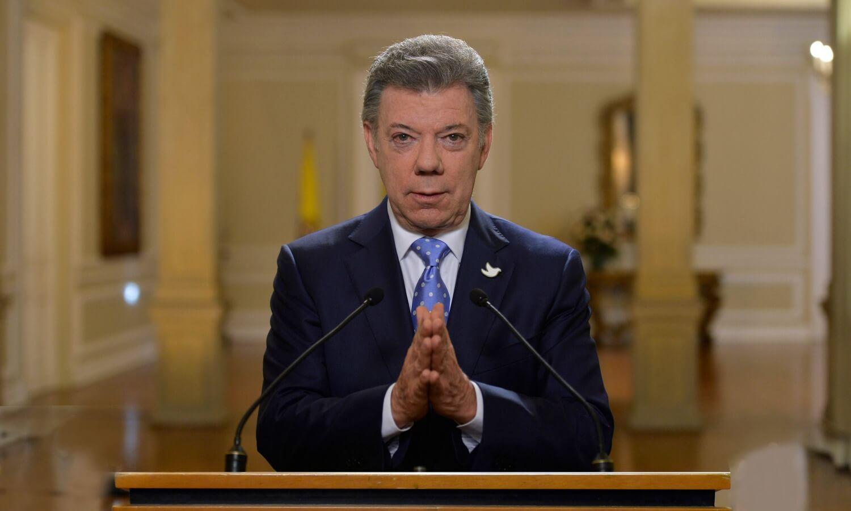 Chao presidente Santos: usted se va, pero esto es lo que nos deja