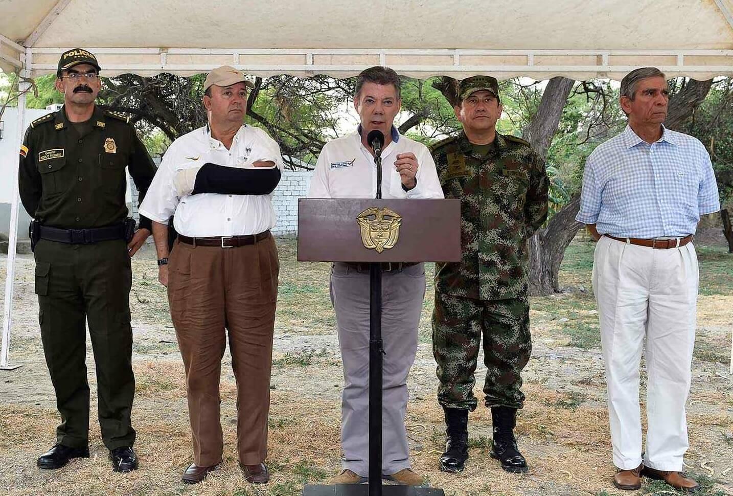 ¿Es posible trasladar a los presos de la Fuerza Pública a bases militares?