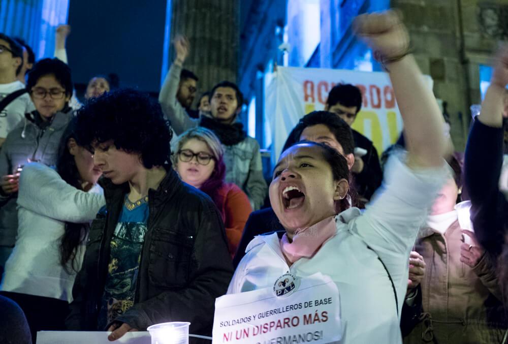 """""""Se está haciendo la paz de los machos"""": Catalina Ruiz-Navarro"""