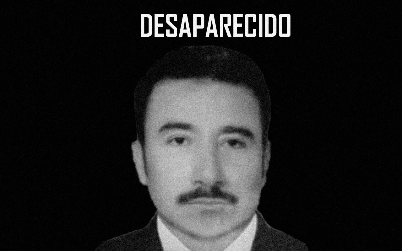 Héctor Augusto Vega: 16 años sin regreso a Mapiripán