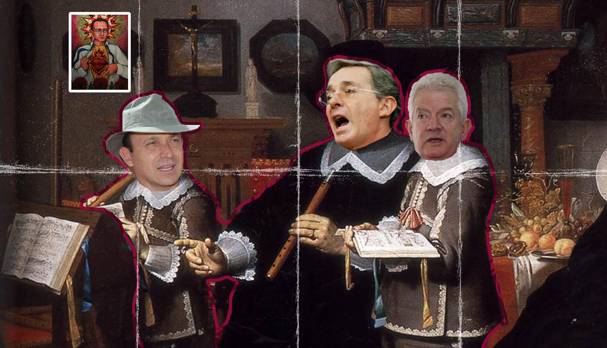 Qué bonita familia: los líos judiciales de los Uribe