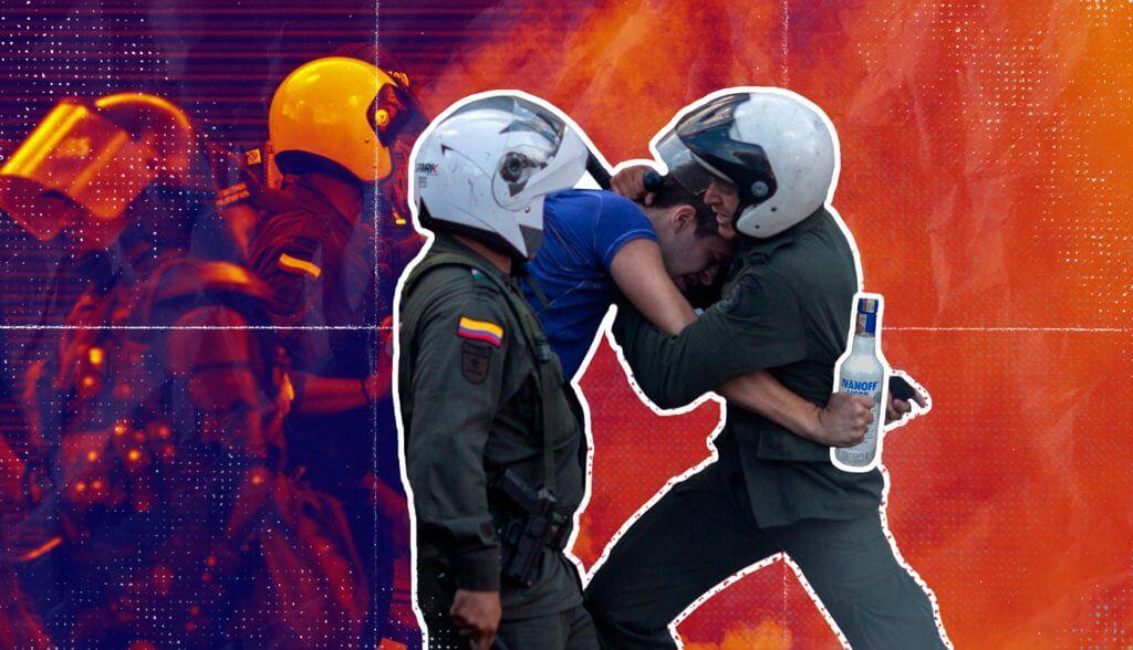 Estas son las 10 multas que más han puesto con el nuevo Código de Policía