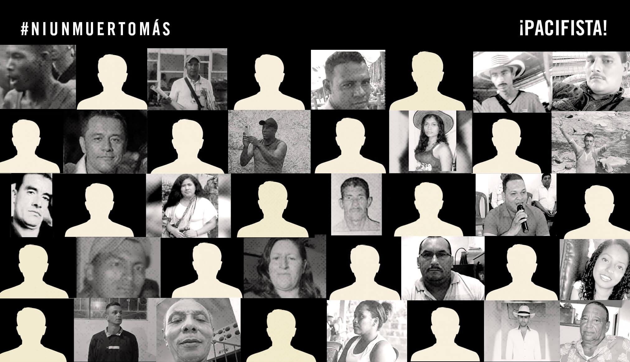 Editorial: La indiferencia mata: ya van 40 líderes asesinados en Colombia