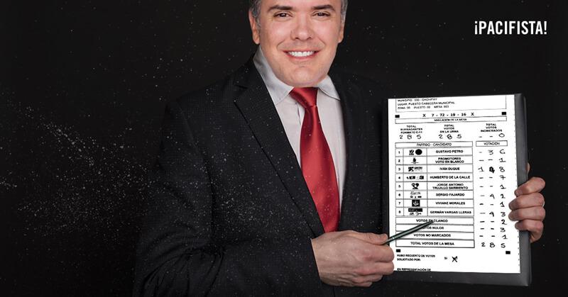 Hablamos con la Registraduría sobre el supuesto fraude electoral a favor de Duque