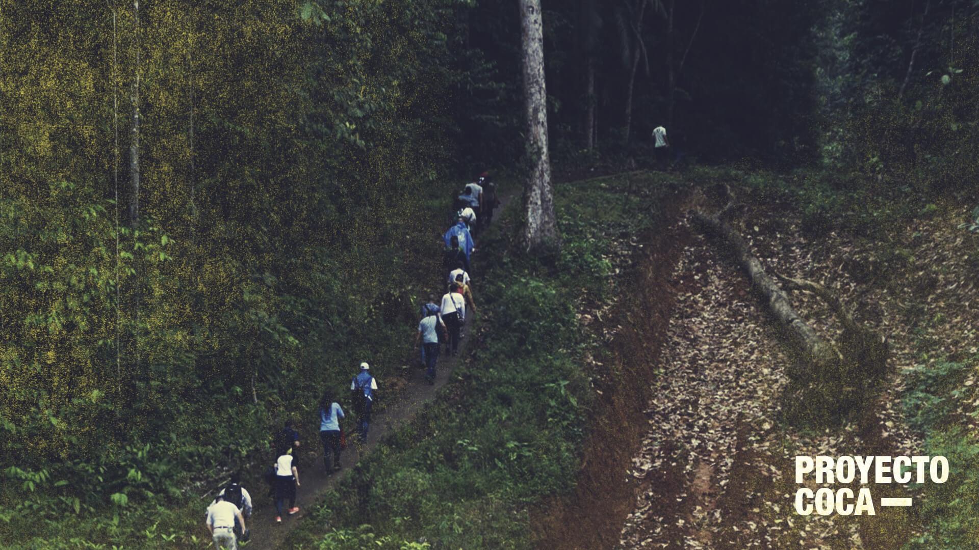 De nuestros enviados: Así atacó la Policía a la comisión de verificación en Tumaco