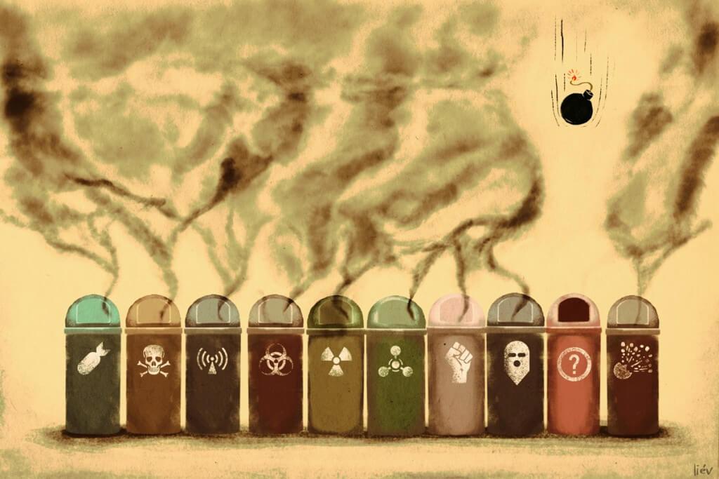 Terrorismo: la palabra comodín