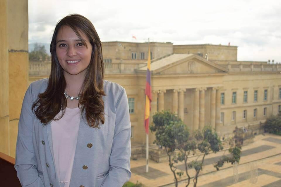 """""""Todos los jóvenes podemos ser líderes"""": Danna Rodríguez"""