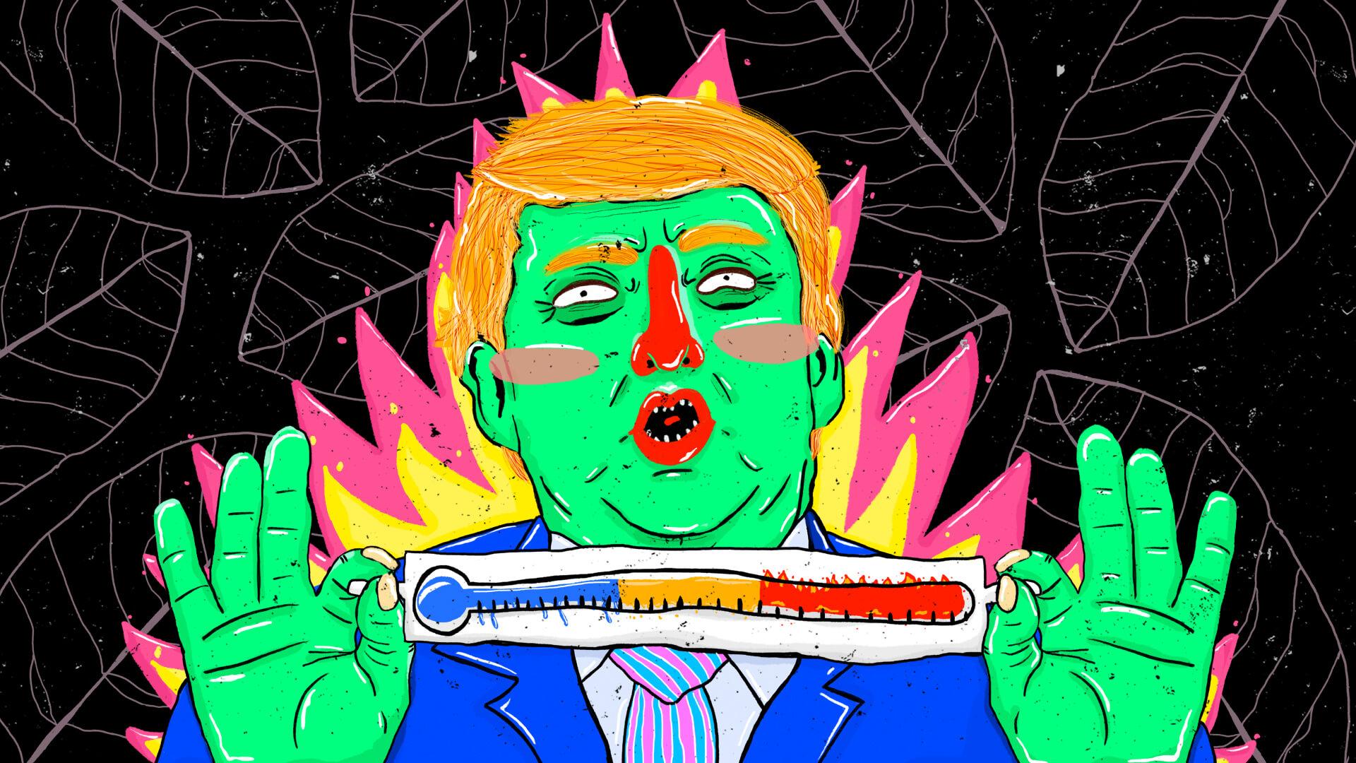 Así se han enfriado las críticas de Trump a Colombia por la coca
