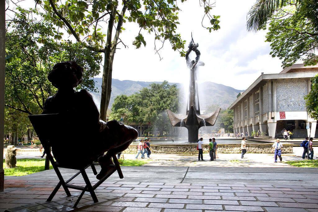 El conversatorio que ofrecieron las Farc en la Universidad de Antioquia