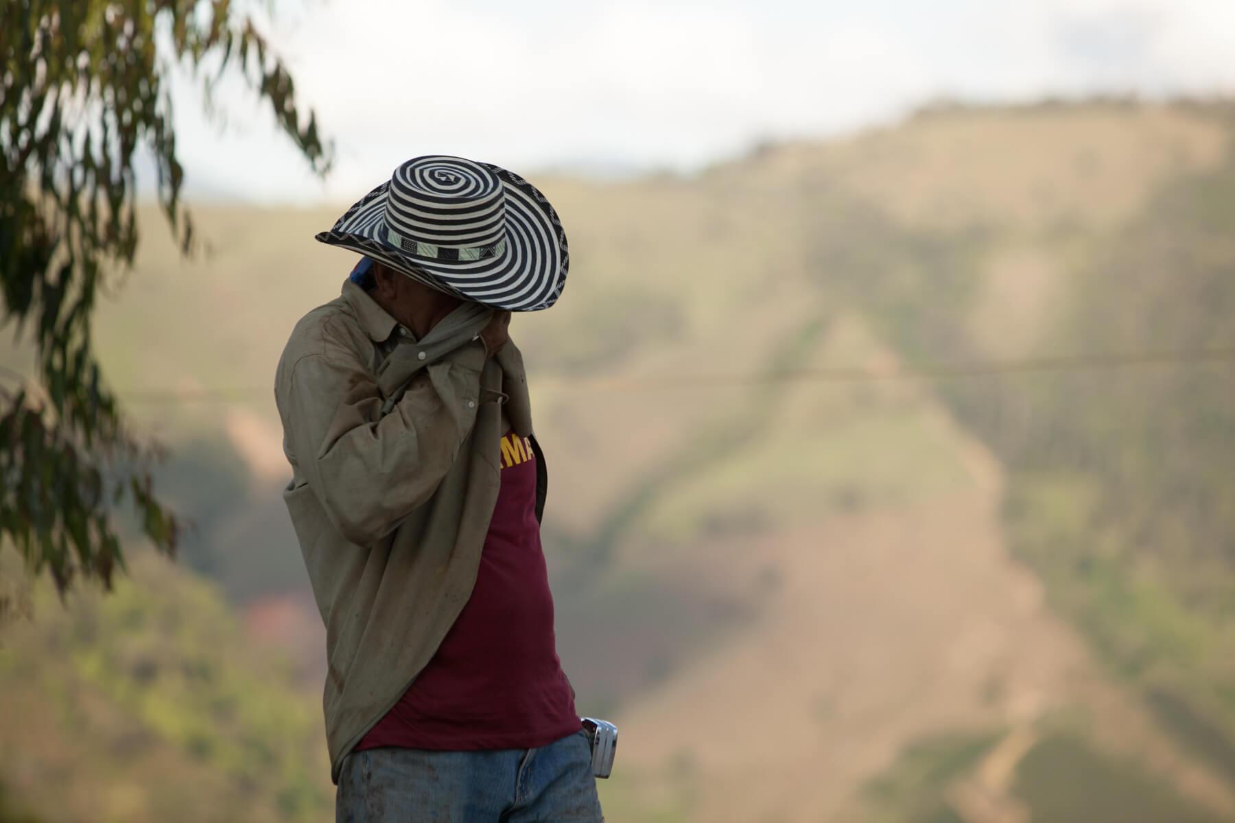 Uno de los teatros de la guerra en Colombia se convirtió por cinco días en teatro de reconciliación. Crónica