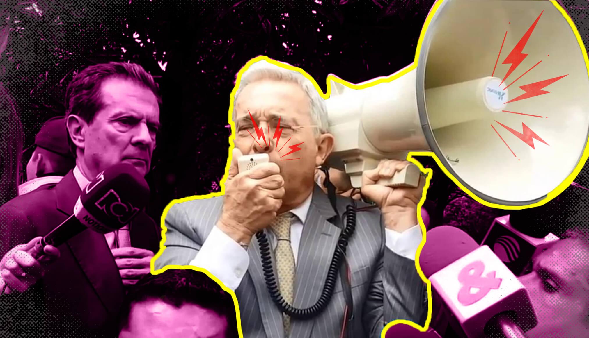 Cinco dardos 'internacionales' que Uribe le ha lanzado al gobierno