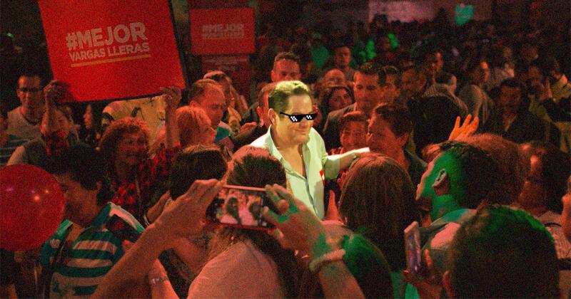 Esta es la 'fórmula mágica' de Vargas Lleras para atraer multitudes