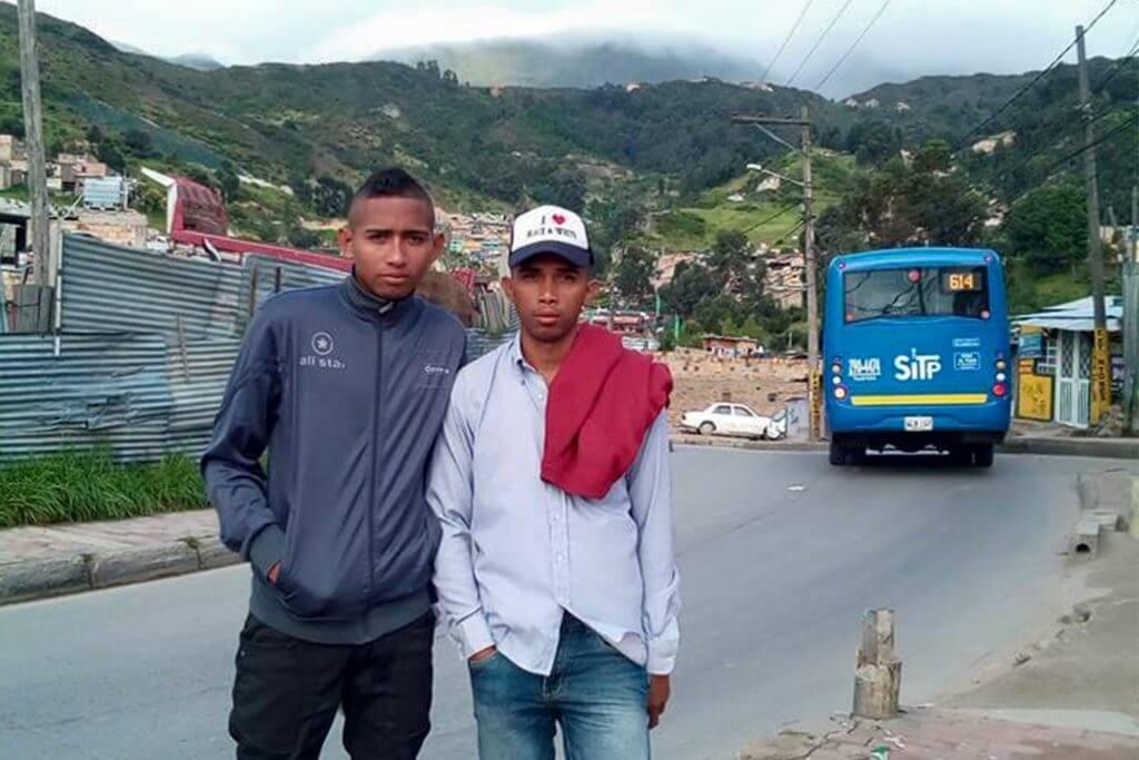 Así se la rebuscan los venezolanos en el sur de Bogotá
